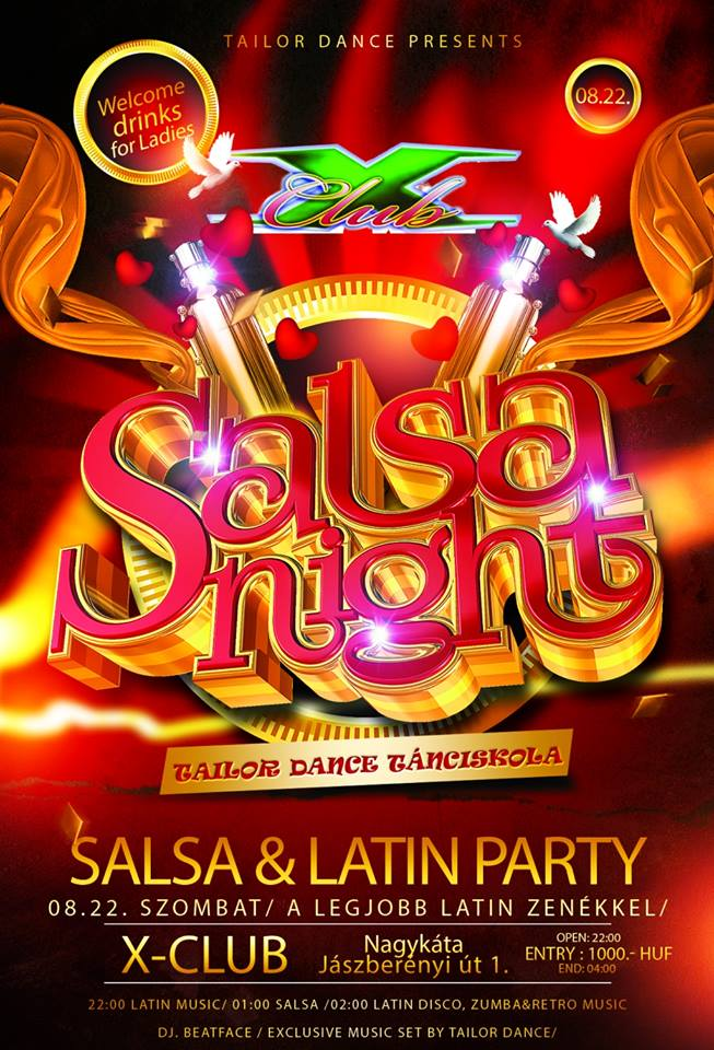 Salsa Night